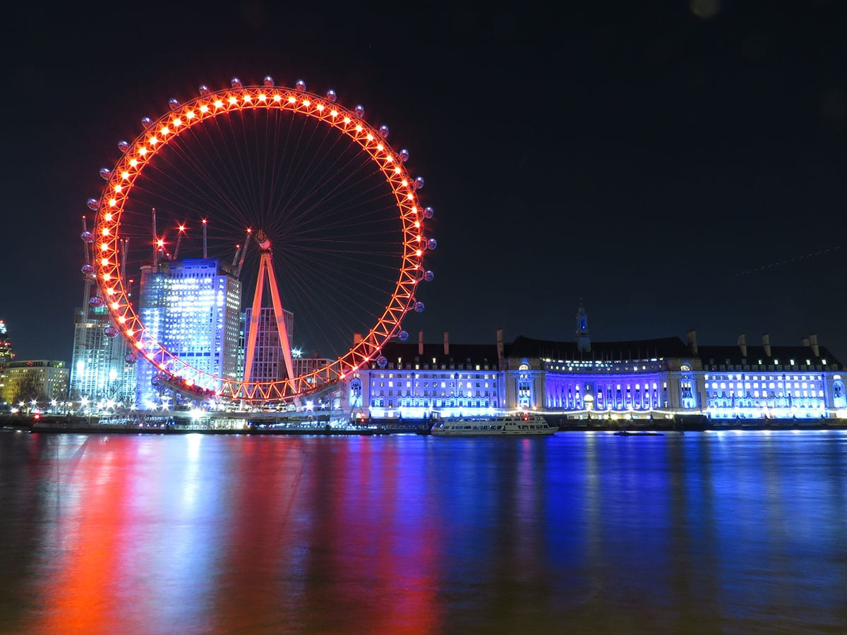London Eye shot during the Airbnb Photo Experiences in London   The Silver Nomad