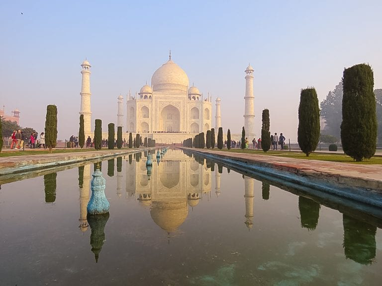 Top Twelve Tips for the Taj Mahal