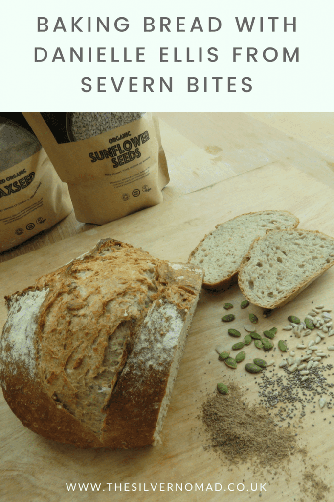 Baking Bread with Danielle Ellis From Severn Bites