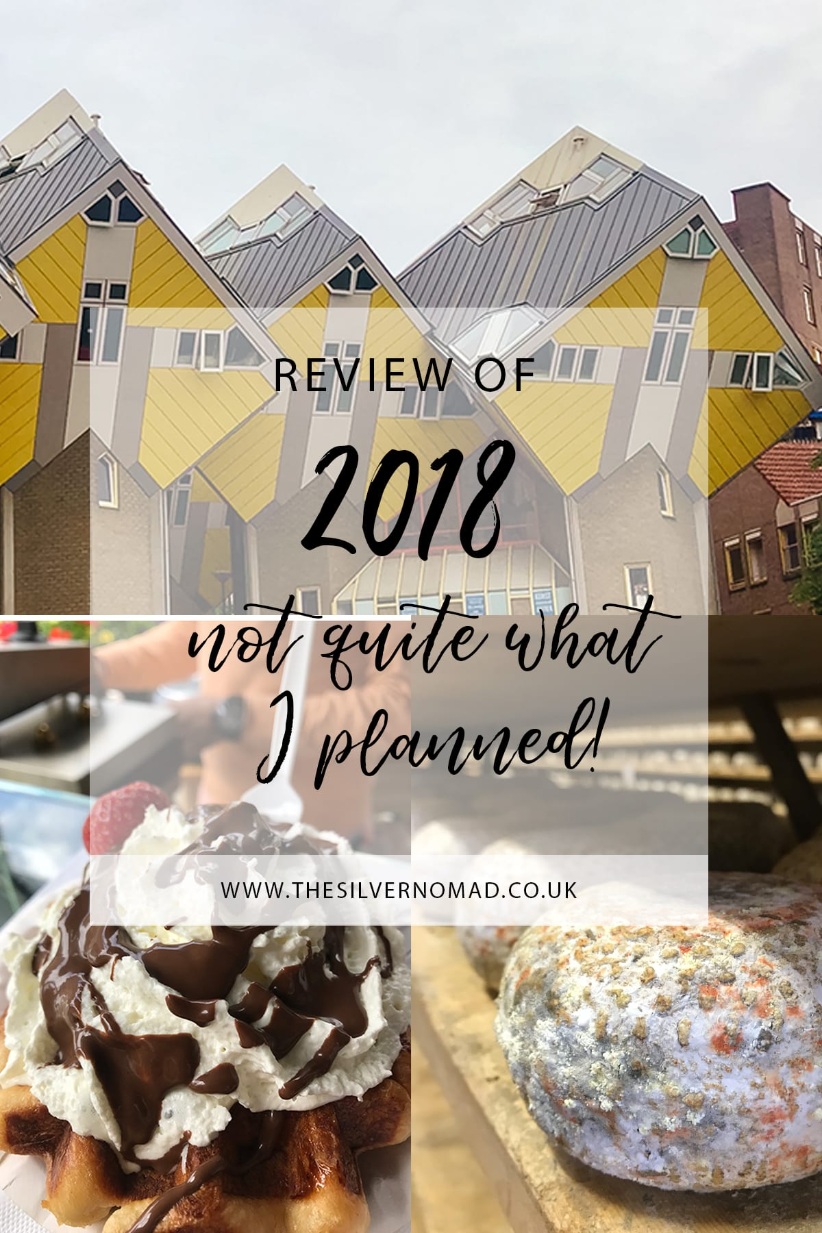 The Silver Nomad Review of 2018