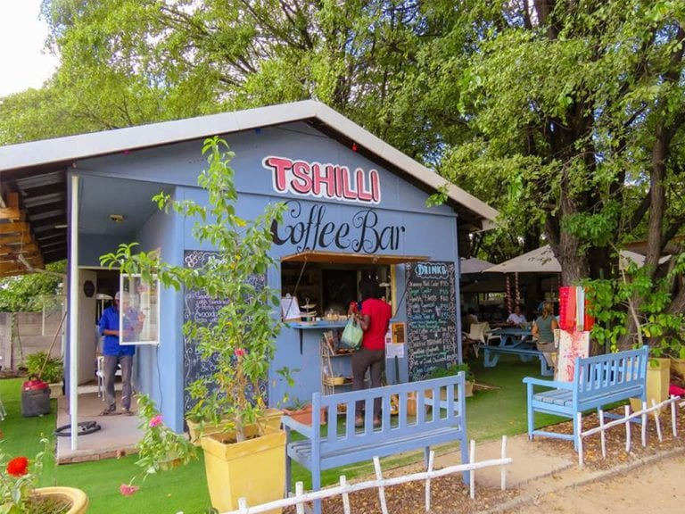 My 7 Favourite Places to Eat in Maun