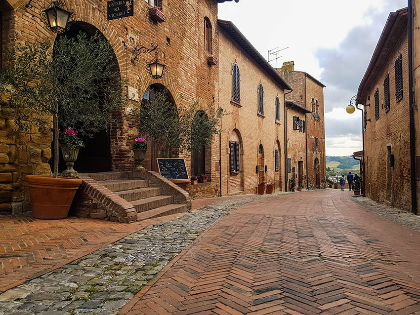 Day trip to Certaldo by The World in My Pocket