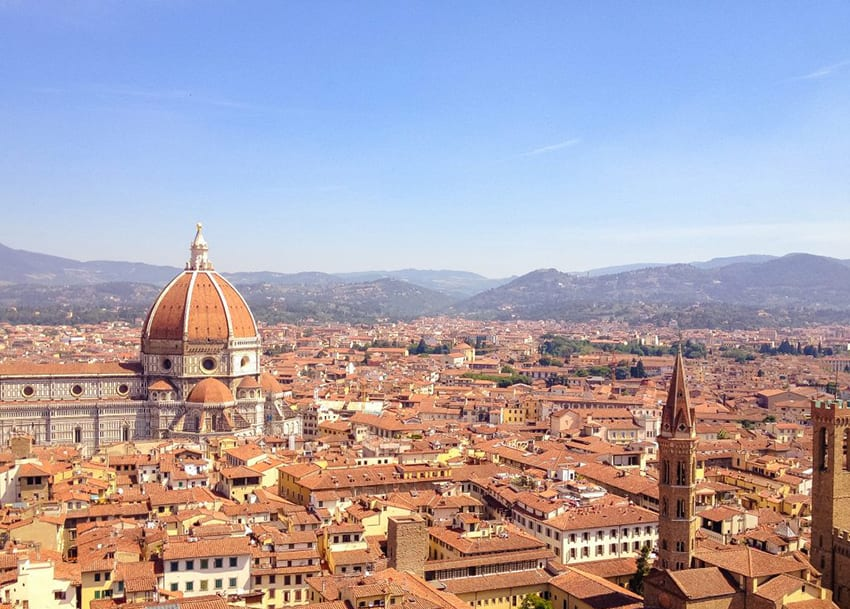 A Day trip to Florence