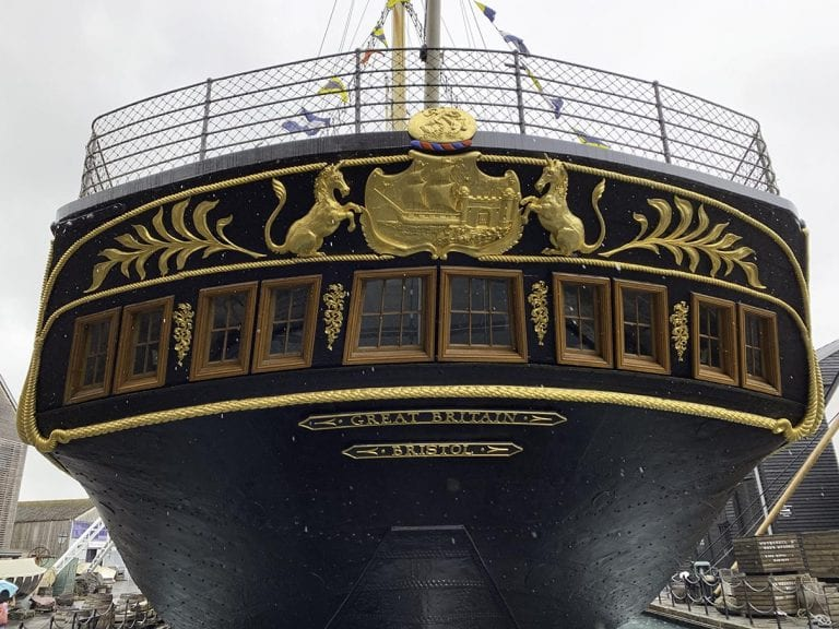 SS Great Britain Bristols number one attraction