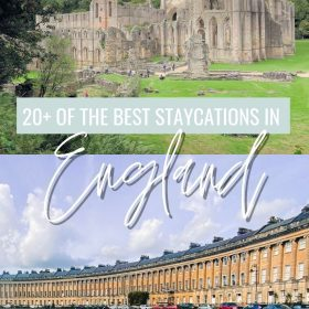20+ Ideas for a Staycation in England
