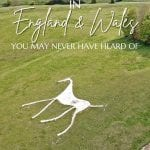 25 Hidden Gems in England Wales you may never have heard of