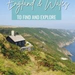 Hidden Gems in England Wales to find and explore
